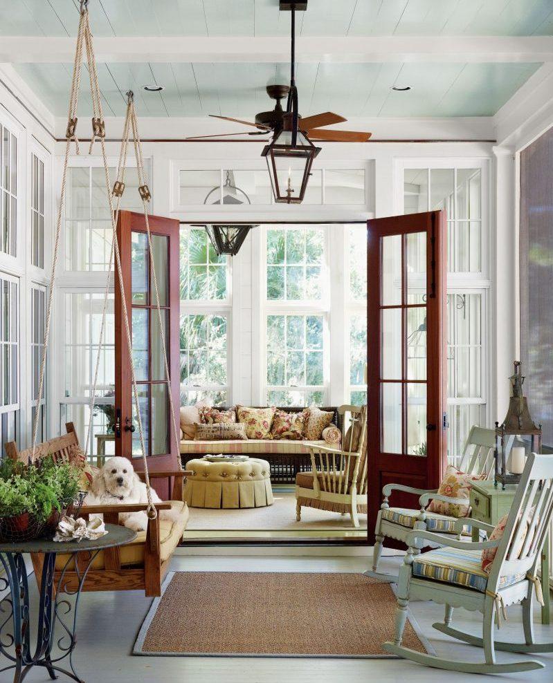 Antique Bohemian Home